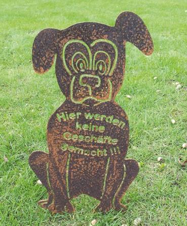 Beetstecker nicht Kacki Hund klein