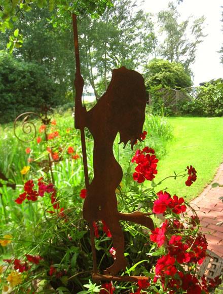 Blumentopfstecker, Gogo Girl klein