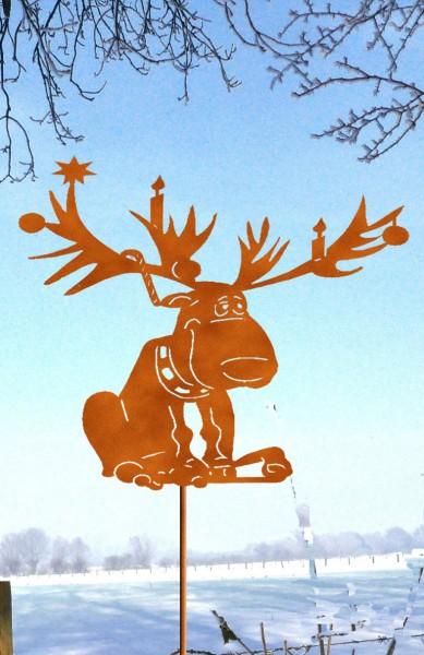 Gartenstecker High Rudolf