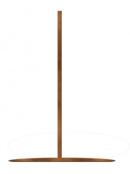 Vase für 1 cm Stab Artikel