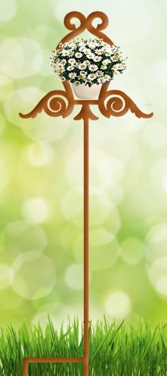 Pflanzenstab für Blumentopf