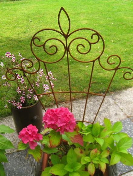 Gartendekoration, Rankgitter Fabiene B
